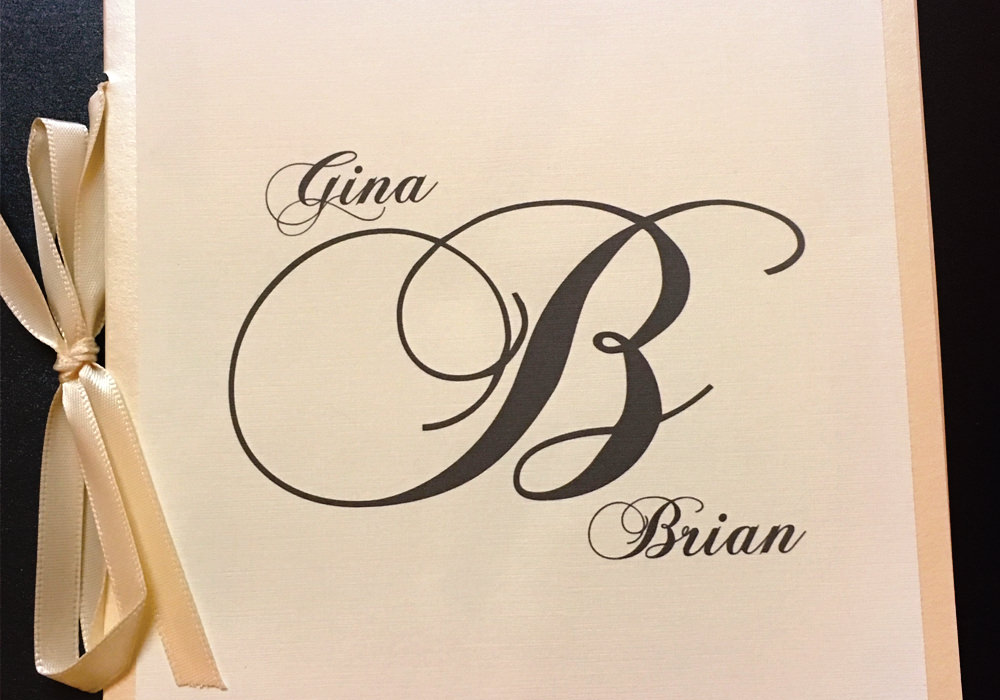 Digital Calligraphy For Wedding Invitations Ez Calligraphy